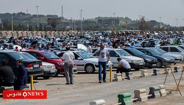 بازار خودرو در کما/ قیمتها تا 35 درصد کاهش داشته است