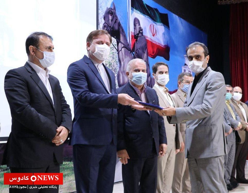 سید محمد احمدی رسما شهردار رشت شد