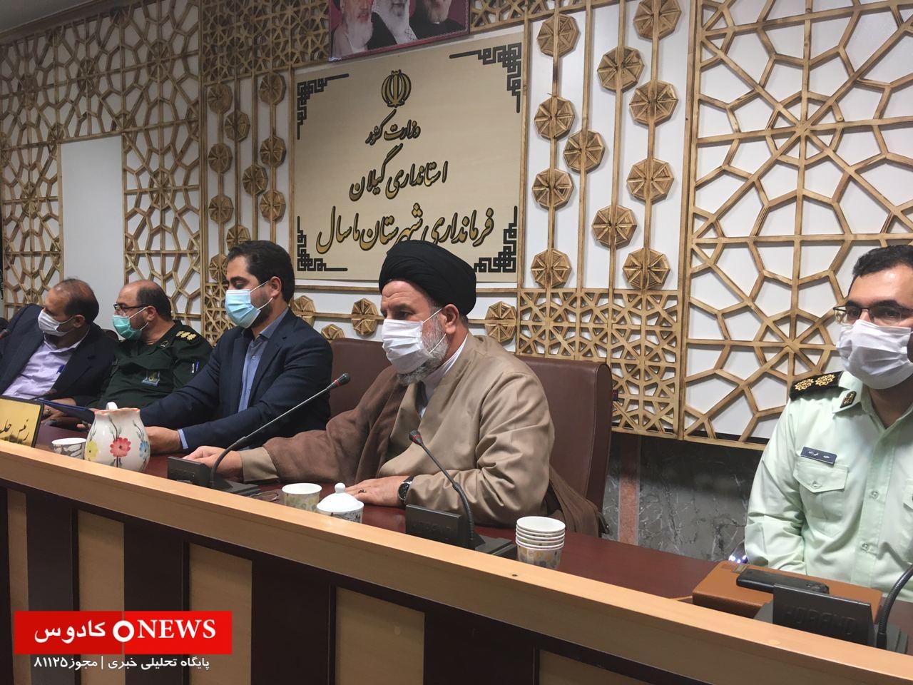 امام جمعه محترم ماسال در کنار انتقاد، راهکارش را بگوید