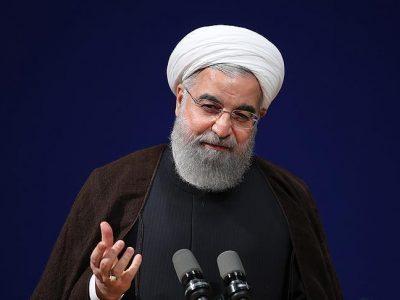 روحانی: هر کجا ببنیم شرایط برای لغو تحریم آماده است استفاده میکنیم