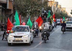 پلیس از برگزاری حرکت خودرویی «پایان مذاکره» در قم ممانعت کرد