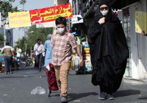 آخرین آمار کرونا در ایران، شناسایی ۱۳۳۹۱ بیمار جدید